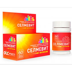 Buy Selmevit intensively tablets No. 60