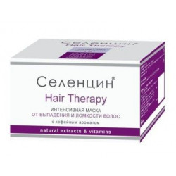 Buy Selentsin hair therapy mask n / loss and brittle hair 150ml