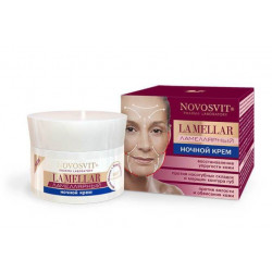 Buy Novosvit (novsvit) cream night regenerating lamellar elasticity 50ml