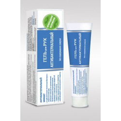 Buy Natural formula gel for hands 40ml antiseptic