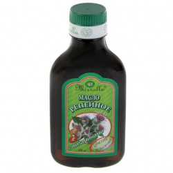 Buy Burdock oil with vitamins A, e 100ml