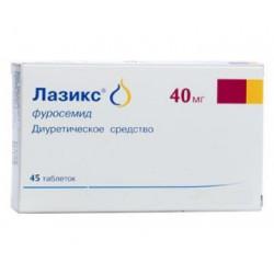 Buy Lasix pills 40mg №45