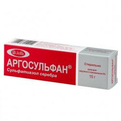 Buy Argosulfan cream 2% 15g