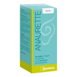Buy Anaurette spray for cleansing the ear cavity 15ml bottle