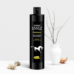 Buy Active mummy hair shampoo increased growth 330ml