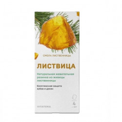 Buy Vitateka (Vitateca) tar larch natural tablets 800mg No. 4