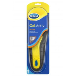 Buy Scholl (scholl) gelactiv insoles for active work for men