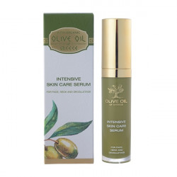 Buy Olive oil of greece (Olive oil of Greece) Serum for face, neck, decollete intensive 30ml