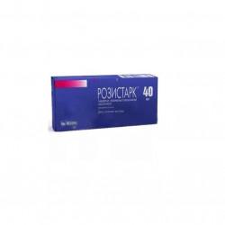 Buy Rosistark tablets 40mg №56