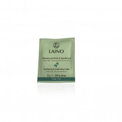 Buy Layno (lano) mask cleansing and regulating for face with green clay 12g