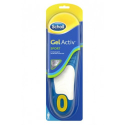 Buy Scholl (scholl) gelactiv insoles for sports for men