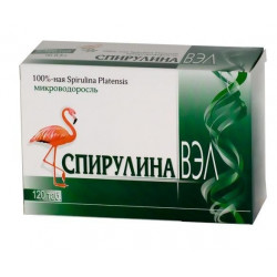 Buy Spirulina Val tablets №120