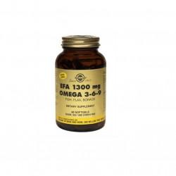 Buy Solgar (slang) ezhk 1300 omega 3-6-9 capsules No. 60