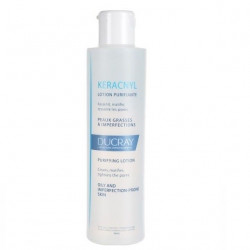 Buy Ducray (Doukre) keracnil cleansing facial 200ml