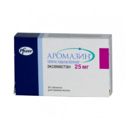 Buy Aromasin tablets 25mg n30