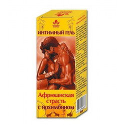 Buy African passion intimate gel 50ml
