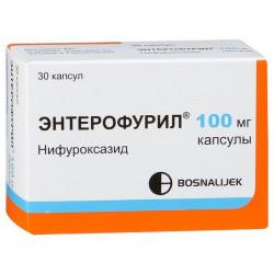 Buy Enterofuril capsules 100mg №30