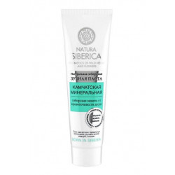 Buy Natura siberica (Siberian nature) Kamchatka mineral toothpaste 100g