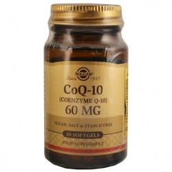 Buy Solgar (slang) coenzyme q-10 capsules 60mg №30