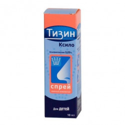 Buy Tizin Classic 0.05% Nasal Spray 10ml