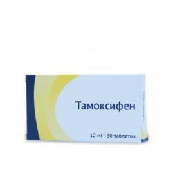 Buy Tamoxifen tablets 10mg №30