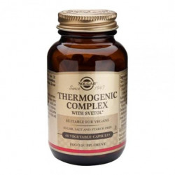 Buy Solgar (slang) thermogenic complex with Svetol capsule No. 60