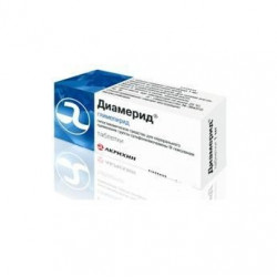 Buy Diameride tablets 4mg №30