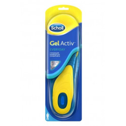 Buy Scholl (scholl) gelactiv insoles for everyday comfort for men