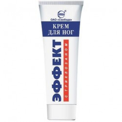 Buy Effect cream with triclosan 82g