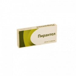 Buy Pyrantel tablets 250mg №3