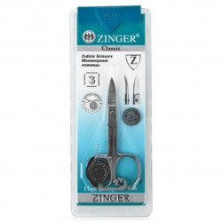 Buy Zinger nail scissors straight sharpened