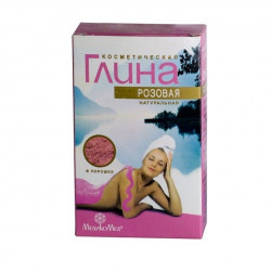 Buy Cosmetic pink clay 100g