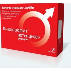 Buy Licoprofit potential capsule formula No. 30