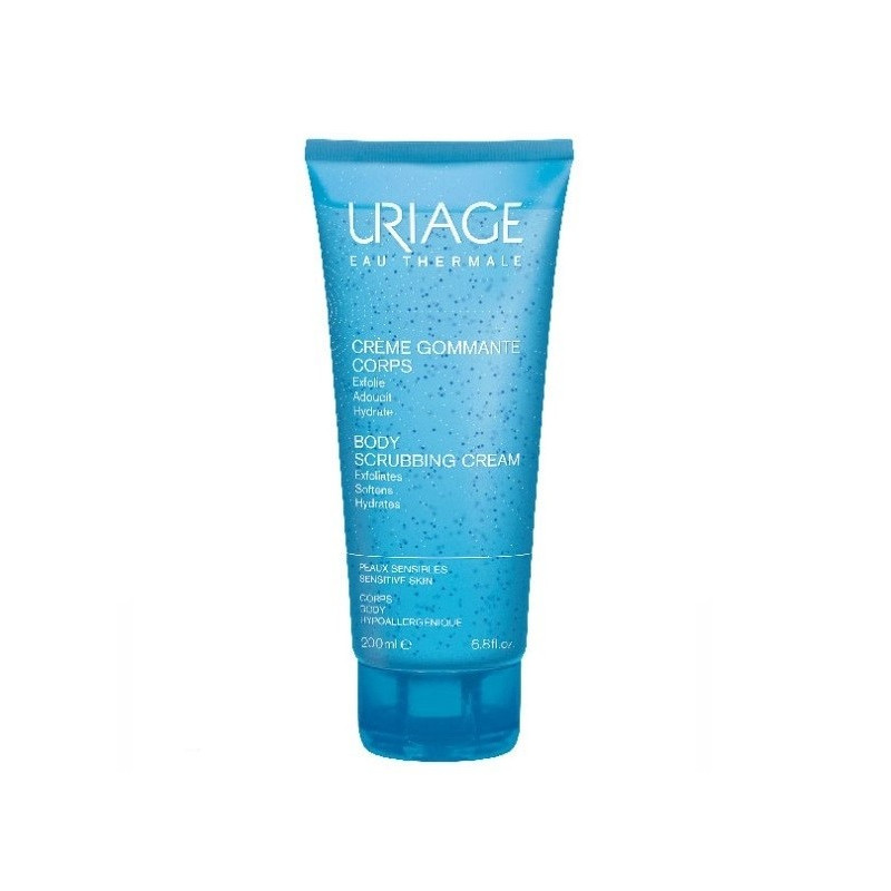 Buy Uriage (uyazh) exfoliating body cream 200ml