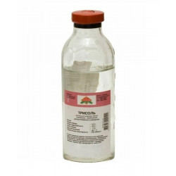 Buy Trisol solution for infusion 200ml