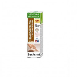 Buy Venactiv horse chestnut extras leech gel balm for feet 125ml