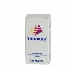 Buy Tanakan solution 30ml