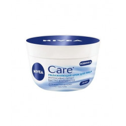 Buy Nivea (nivey) moisturizing care cream for all skin types 100ml