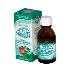 Buy Edas-131 drops 25ml (for diseases of the nose)