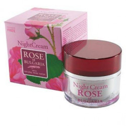 Buy My rose of bulgaria (Rose of Bulgaria) night face cream 50ml