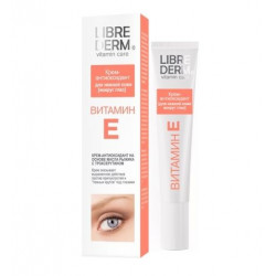 Buy Librederm (libriderm) antioxidant cream Vite 20ml for eyes