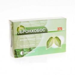 Buy Bronhobos capital 375mg №30