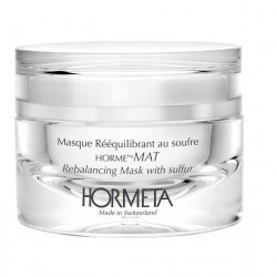Buy Hormeta (ormeta) normalizing mask with sulfur 50ml