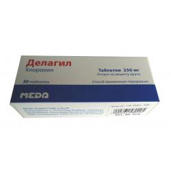 Buy Delagil 250mg tablets number 30
