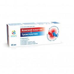 Buy Nature Medica gel-foot balm horse chestnut and Troxerutin 85ml