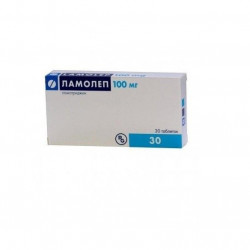 Buy Lamolep tablets 100mg №30