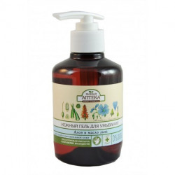 Buy Green Pharmacy Gel Gentle Cleanser 270ml Aloe and Flax Oil