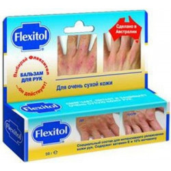 Buy Flexitol Balsam for the care of the skin of hands 56g