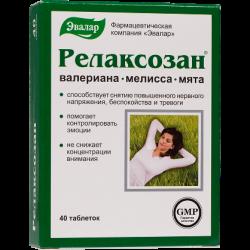 Buy Relaksosan tablets No. 20
