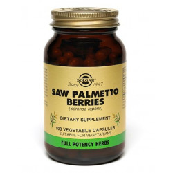Buy Solgar (slang) berries with palmetto capsules No. 100